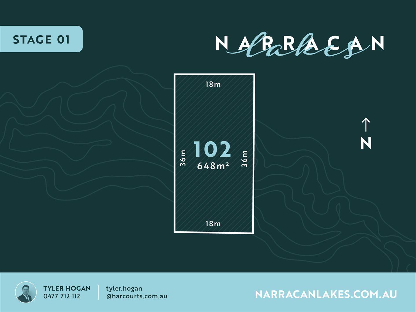 Lot 102 Narracan Lakes, Newborough VIC 3825, Image 0
