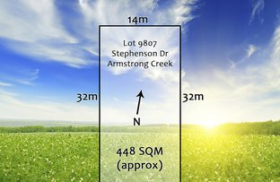 Picture of Lot 9807 Stephenson Drive, Armstrong Creek VIC 3217