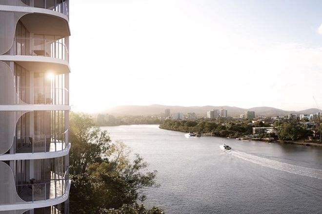 Picture of 160 MACQUARIE STREET, ST LUCIA, QLD 4067