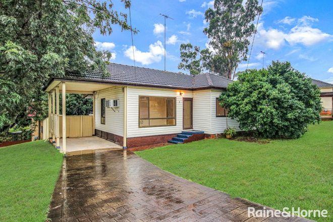 Picture of 1/5 Caloola Avenue, PENRITH NSW 2750