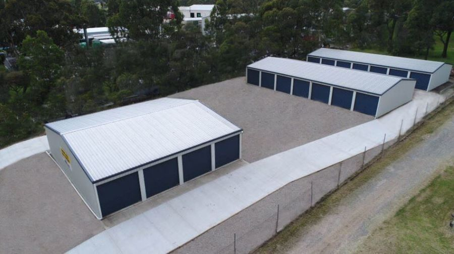 Crows Nest Self Storage -  Lot 13 New England Highway, Crows Nest QLD 4355, Image 1