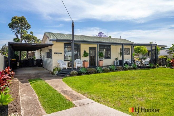 Picture of 56 Bavarde Avenue, BATEMANS BAY NSW 2536