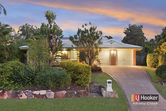 77 Saraband Drive, EATONS HILL QLD 4037