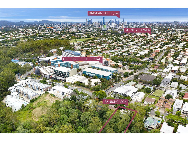 82 Nicholson Street, Greenslopes QLD 4120, Image 0