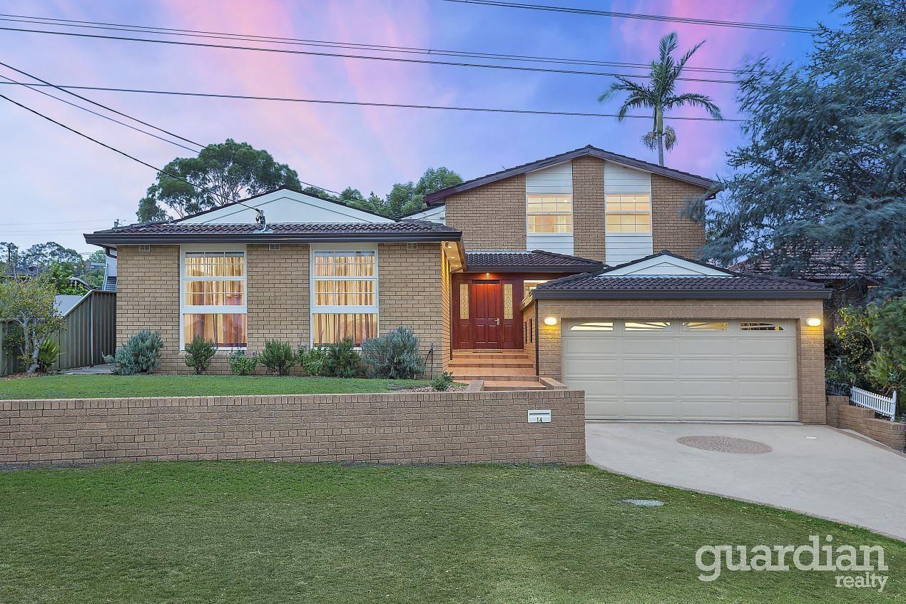 14 Glasgow Street, Winston Hills NSW 2153, Image 0