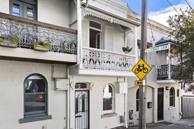 Picture of 3 Ennis Street, BALMAIN NSW 2041