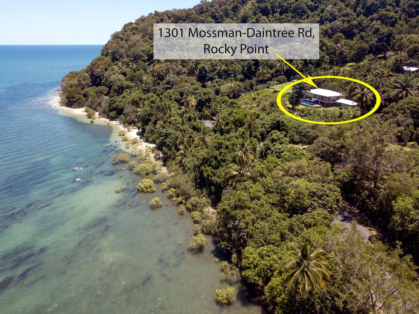 1301 Mossman Daintree Road, Rocky Point QLD 4873, Image 2