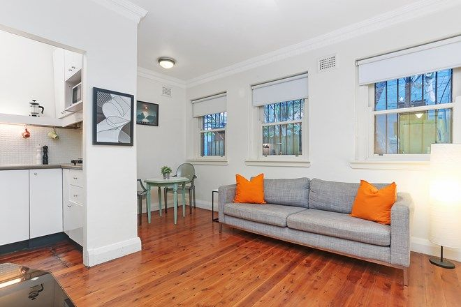 Picture of 3/10 Tusculum  Street, POTTS POINT NSW 2011