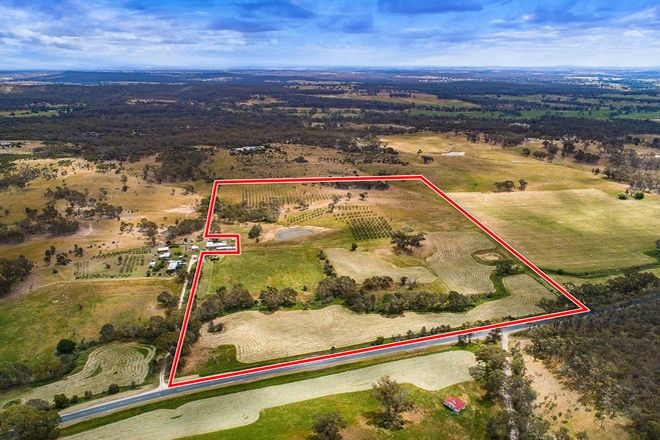 Picture of 6649 Midland Highway, YANDOIT VIC 3461