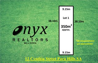 Picture of Lot 1/12 Cynthia Street, Para Hills SA 5096