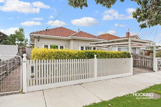 Picture of 59 Agg Street, NEWPORT VIC 3015