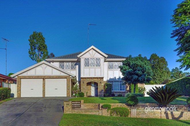 Picture of 59 Bursaria Crescent, GLENMORE PARK NSW 2745