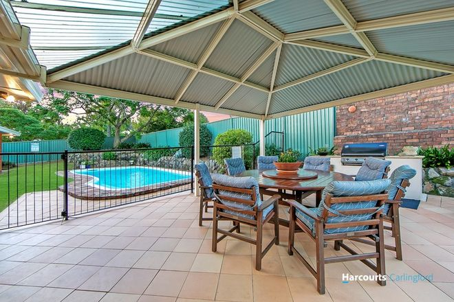 Picture of 5 Franklin Place, CARLINGFORD NSW 2118