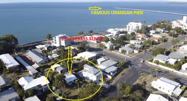 230 CYPRESS STREET, Urangan QLD 4655, Image 0