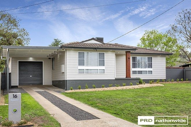 Picture of 16 Wright Street, TAMWORTH NSW 2340