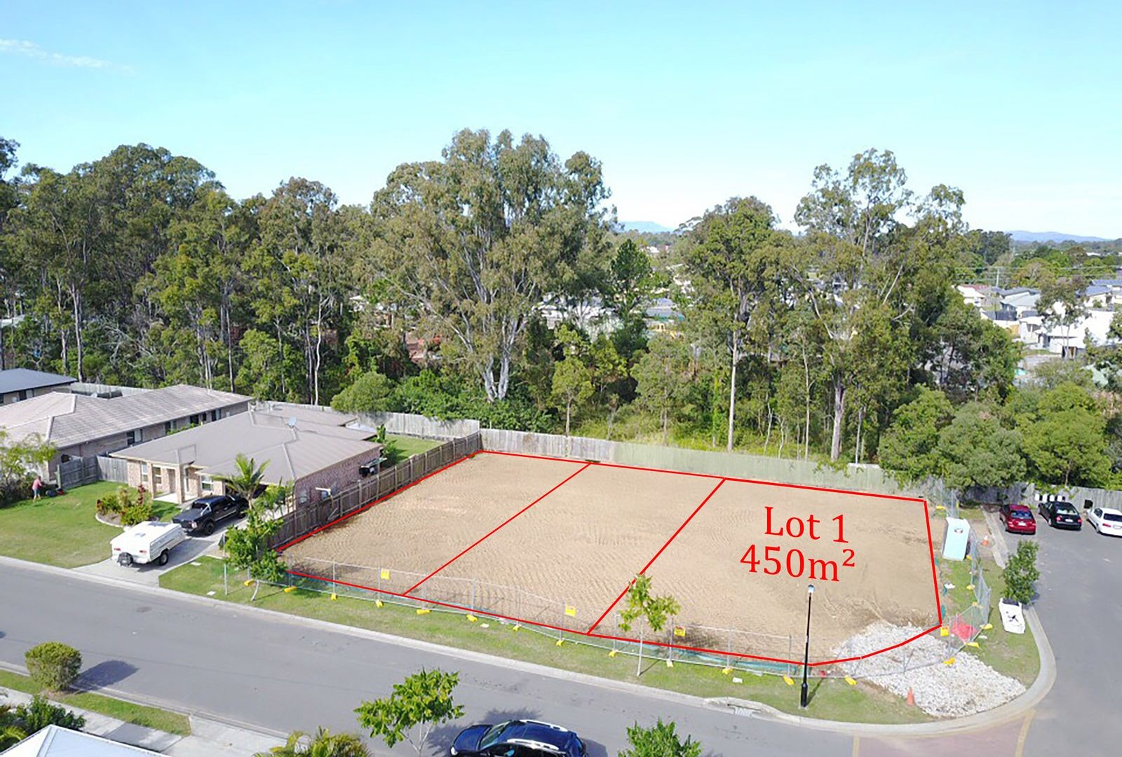 Lot 1, 1-3 Maywood Street, Loganlea QLD 4131, Image 1