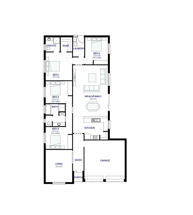 Lot 41 Locke Avenue, Two Wells SA 5501, Image 0