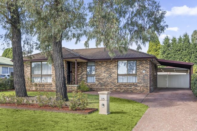 Picture of 15 Koyong Close, MOSS VALE NSW 2577