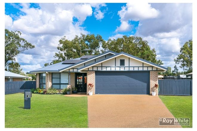 Picture of 20 Riley Drive, GRACEMERE QLD 4702