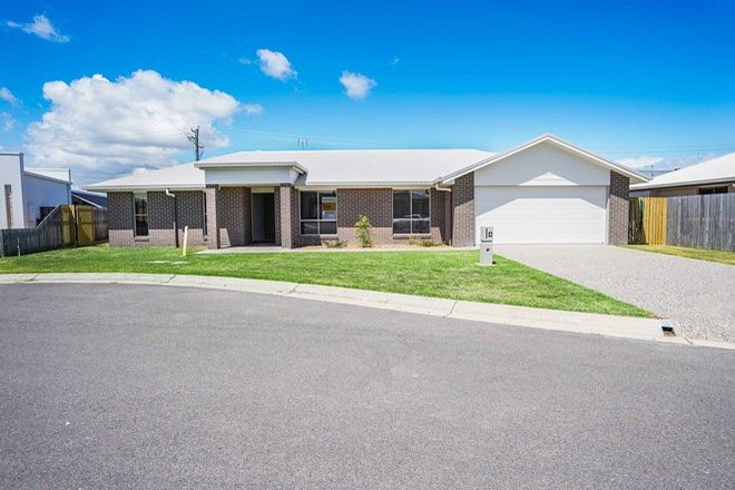 Picture of 4 Belleni Court, POINT VERNON QLD 4655