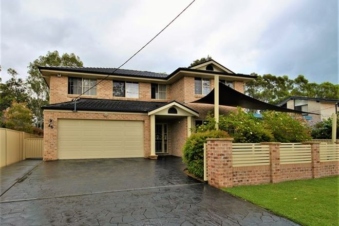 Picture of 46 Teragalin Drive, CHAIN VALLEY BAY NSW 2259