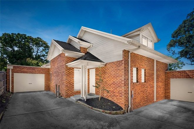 Picture of 3/3 Saniky Street, NOTTING HILL VIC 3168