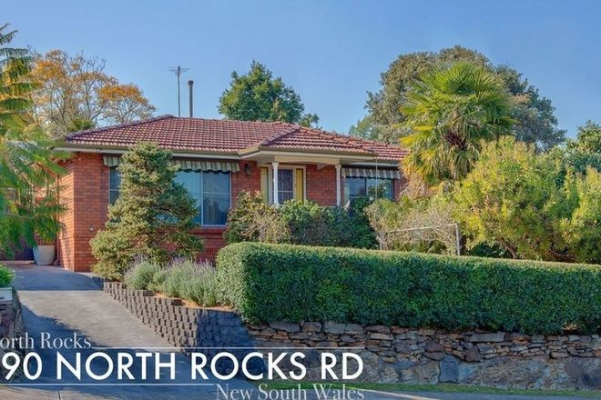 Picture of 190 North Rocks Road, NORTH ROCKS NSW 2151