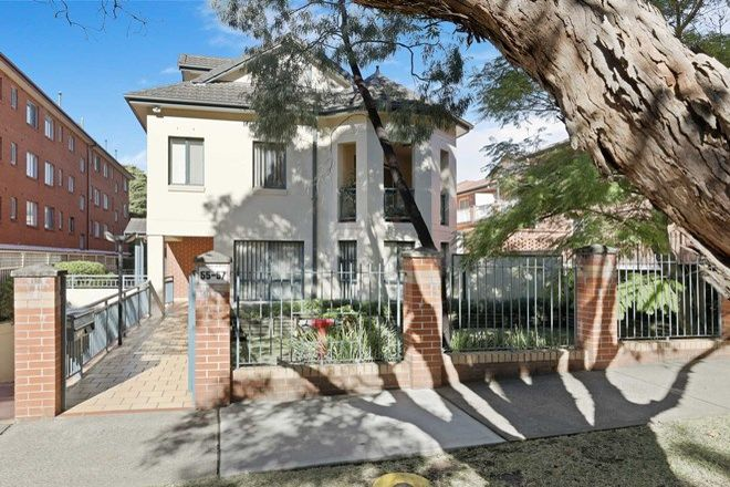 Picture of 6/55 Chandos Street, ASHFIELD NSW 2131