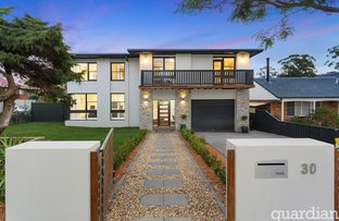 Picture of 30 Kareela Road, Baulkham Hills NSW 2153