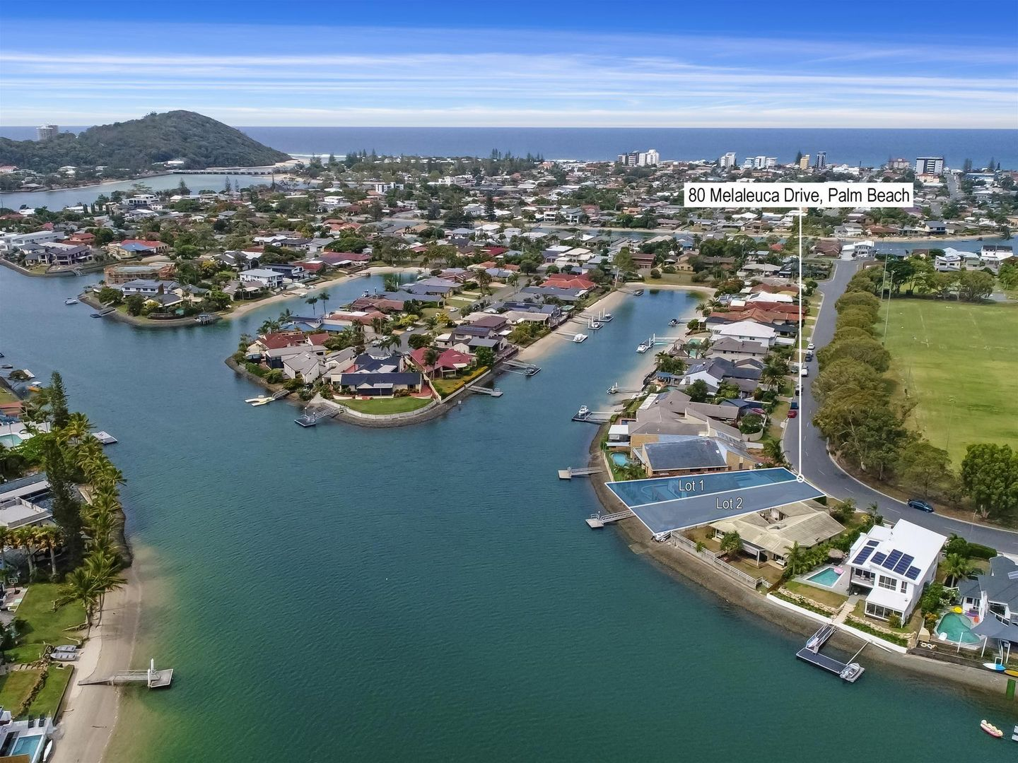 Proposed Lot 1 & 2, 80 Melaleuca Drive, Palm Beach QLD 4221, Image 0