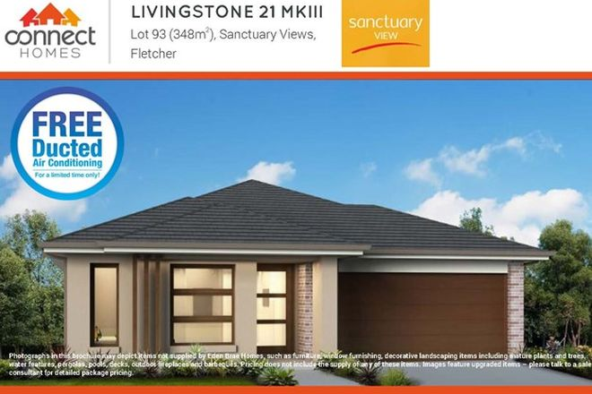 Picture of Lot 93 Sanctuary View, FLETCHER NSW 2287