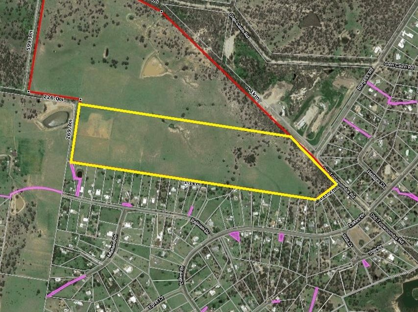 Lot 1 Old Toowoomba Rd, Laidley Heights QLD 4341, Image 2