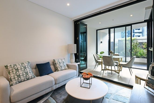 Picture of 715/17 Wentworth Place, Wentworth Point