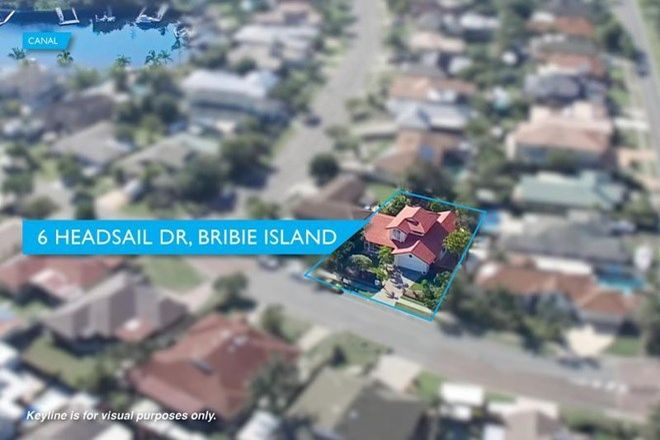 Picture of 6 Headsail Drive, BANKSIA BEACH QLD 4507