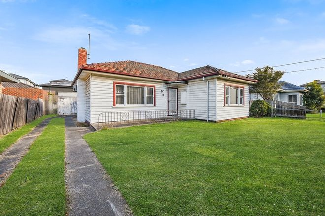 Picture of 6 Colonel Street, CLAYTON VIC 3168