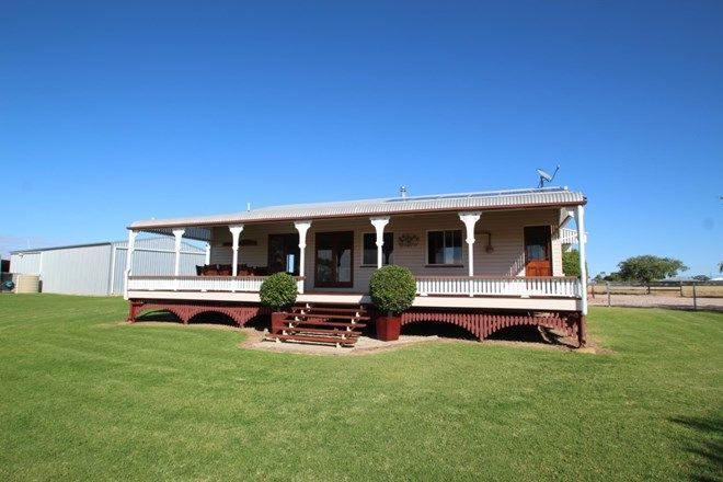 Picture of 41 Camerons Lane, ORANGE HILL QLD 4455