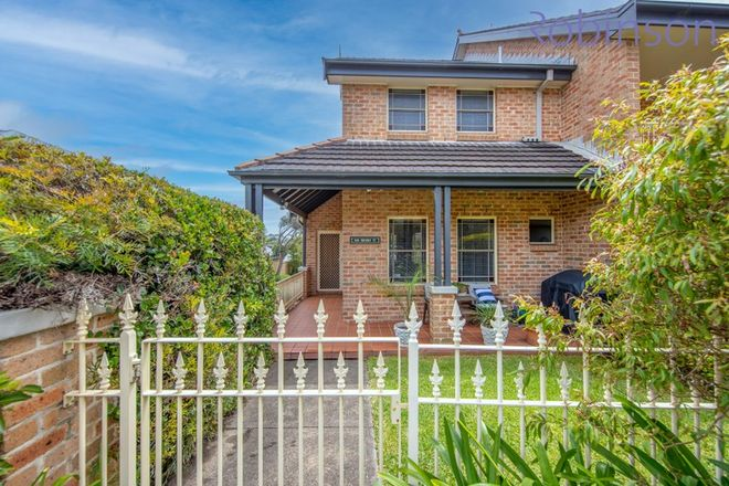Picture of 8/86 Brooks Street, COOKS HILL NSW 2300