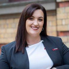 Aimee Burns, Sales representative