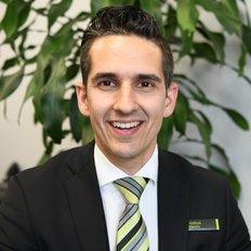 Joshua Martin, Sales representative