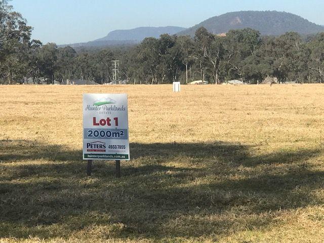 Lot 1 Hunter Parklands, Abermain NSW 2326, Image 1