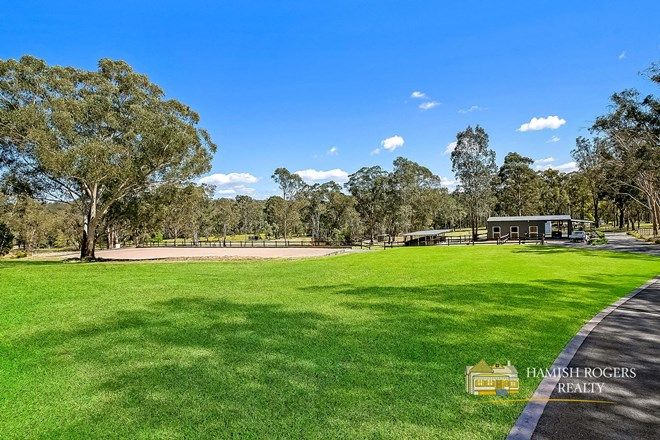 Picture of 81 Moles Road, WILBERFORCE NSW 2756