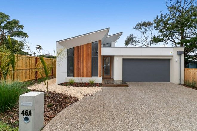 Picture of 46A Madeley Street, OCEAN GROVE VIC 3226