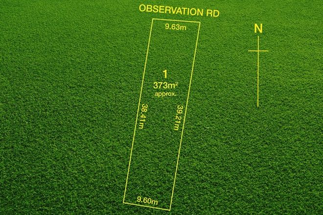 Picture of Lot 1/15 Observation Drive, HIGHBURY SA 5089