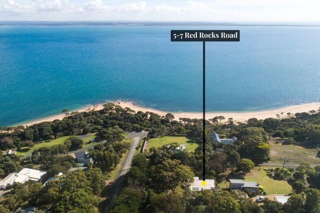 Picture of 5-7 Red Rocks Road, COWES VIC 3922