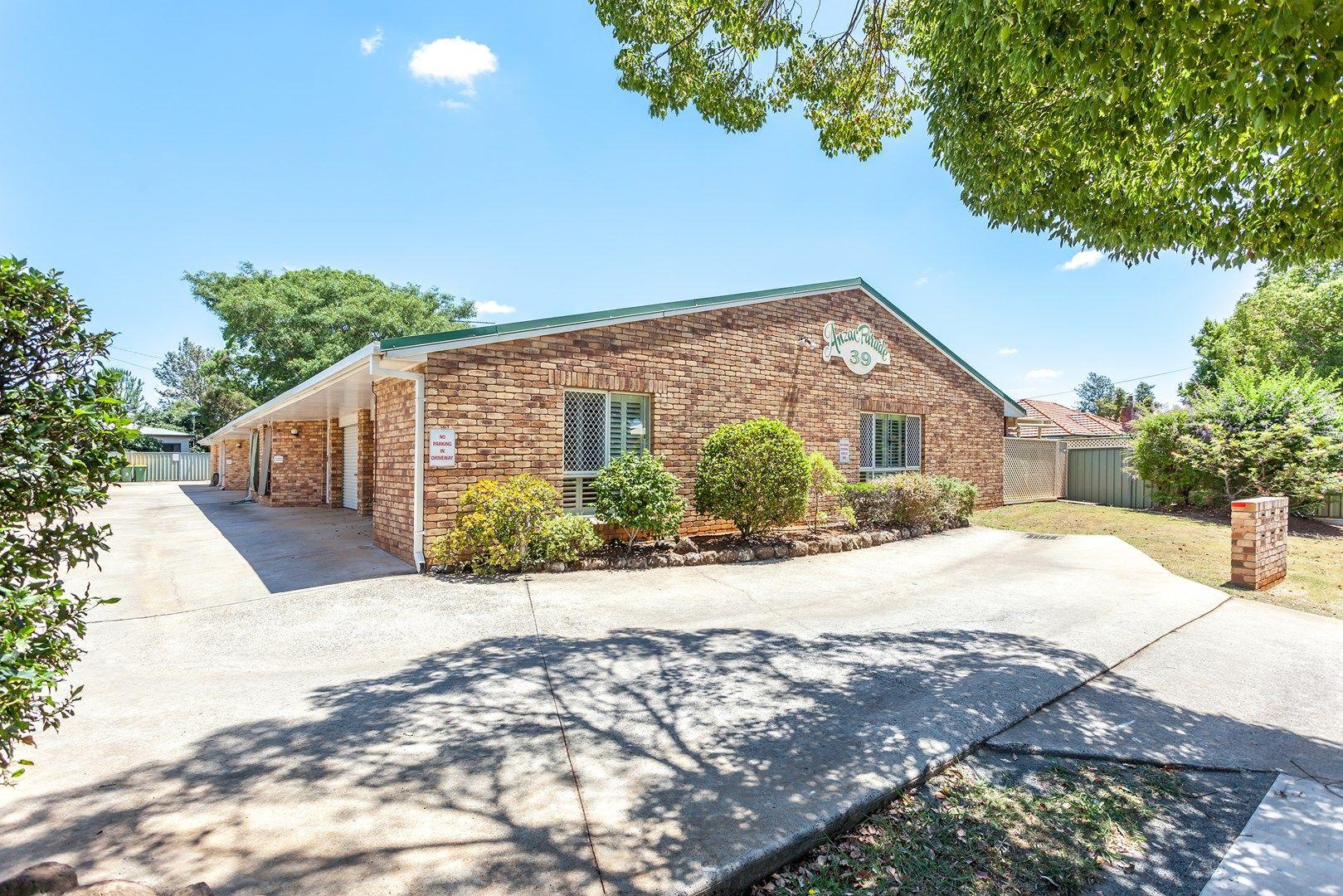 Unit 5/39 Anzac Avenue, Newtown QLD 4350, Image 0