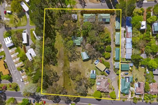 Picture of 63-65 Prince Edward Street, BLACKHEATH NSW 2785