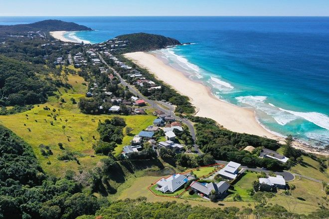 Picture of 107/107a Newman Avenue, BLUEYS BEACH NSW 2428