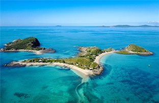 Picture of Pumpkin Island, The Keppels QLD 4700
