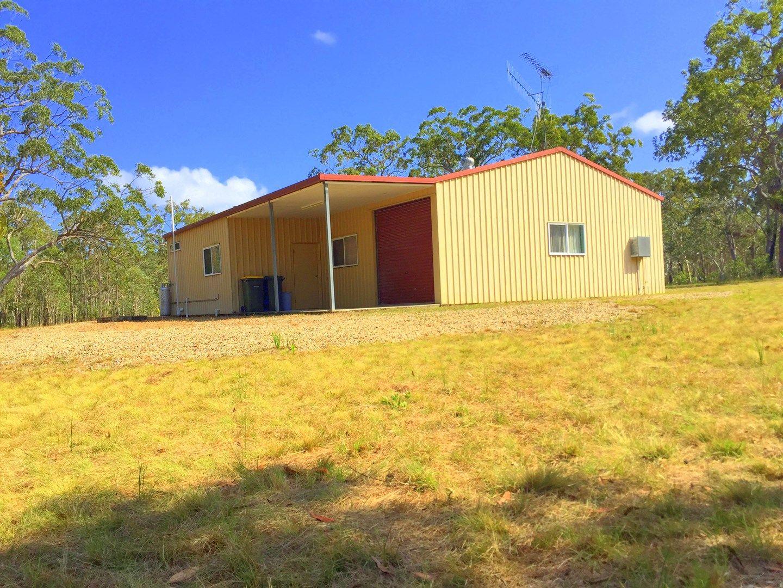 RANGE RD, Captain Creek QLD 4677, Image 0