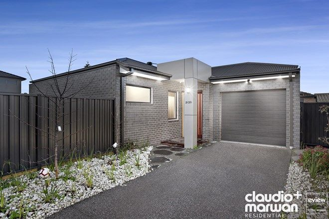 Picture of 2/20 Neil Street, HADFIELD VIC 3046